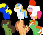 Pony pack 14