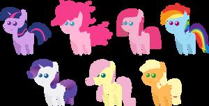 Pony pack 18