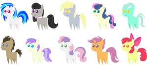 Pony pack 19