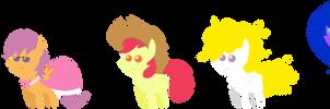 Pony pack 20