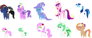Pony pack 28