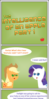 The Intelligence of an Apple by Zacatron94