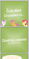 Cooking Lessons (SSA#2)