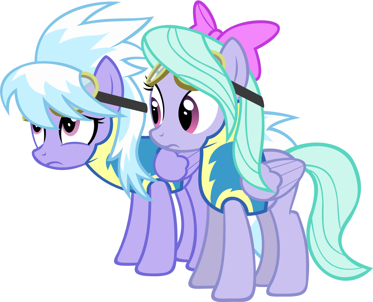 Filly Cloudchaser by PaulySentry on DeviantArt