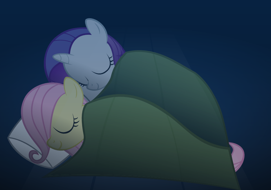All Tuckered Out [Request] by Zacatron94