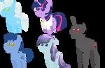 Pony Pack 42