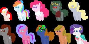 Pony Pack 44