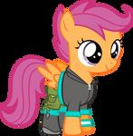 Scootaloo - Equestria Girls Clothing
