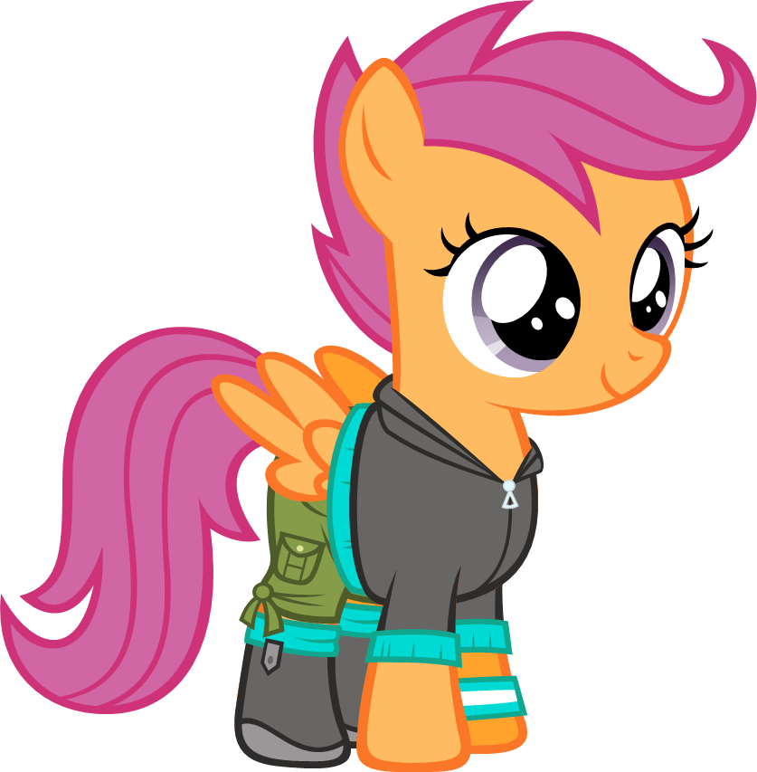 Scootaloo Equestria Girls Clothing By Zacatron94 On Deviantart You even get a short hover with her tiny little wings. scootaloo equestria girls clothing by