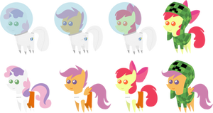 Pony Pack 52