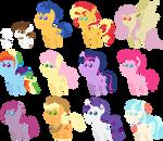 Pony Pack 50