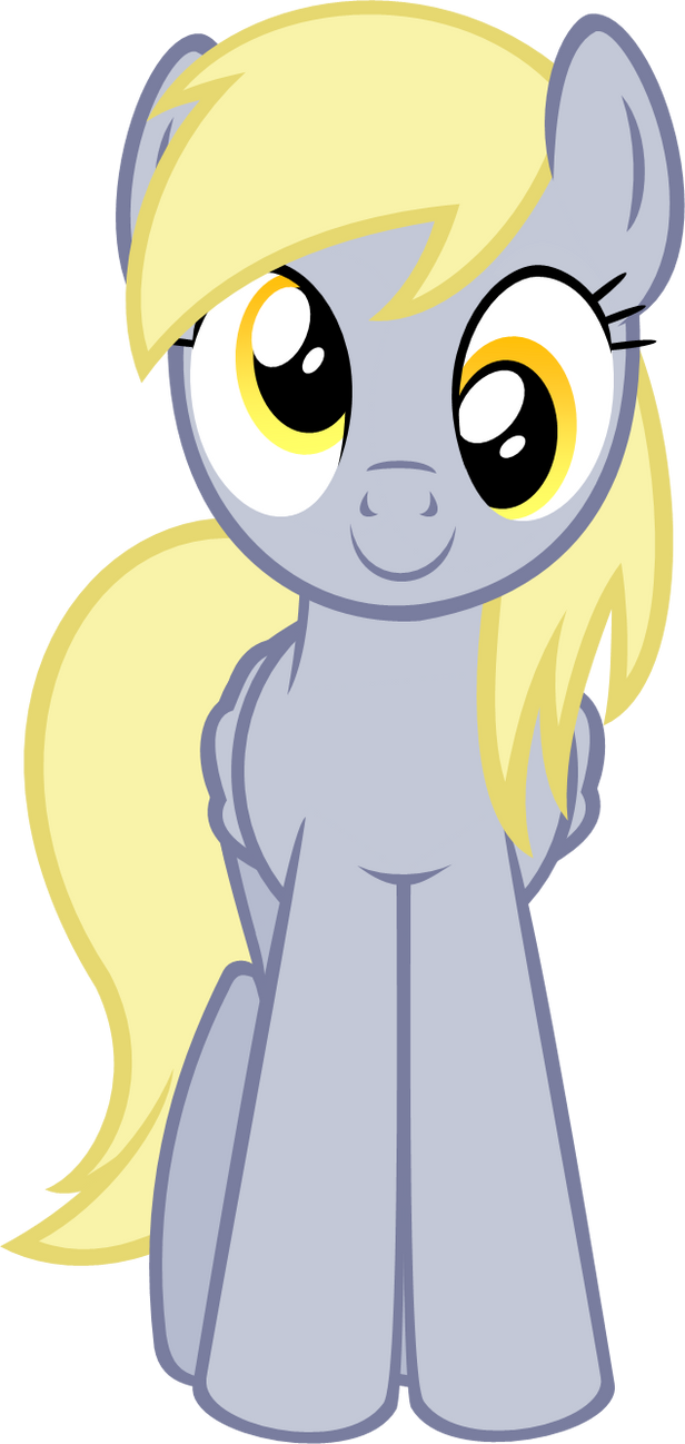 Derpy Hooves by Zacatron94 on DeviantArt