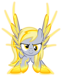 Supercharged Derpy