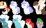 Pony Pack 56
