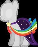 Rainbow Night - Dress Concept