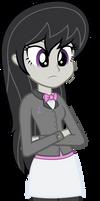 Octavia (Equestria Girls Style)