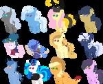 Pony Pack 58-1