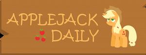 Applejack Daily