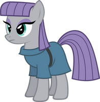 Maud Pie by Zacatron94