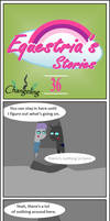Equestria's Stories - 36 (Changeling)