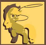 Applejack in Yellow
