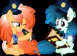 Police Ponies