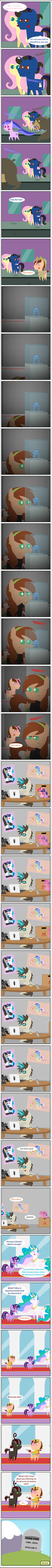 Equestria's Stories - RANDOM #5-2