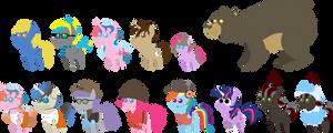 Pony Pack 59
