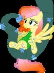 FlutterIvy (Nightmare Night 2014 Costume)