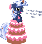 Mare in the Cake