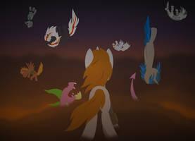Fallen Heroes by Zacatron94