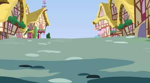 Ponyville Background 1