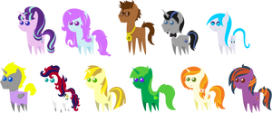 Pony Pack 61