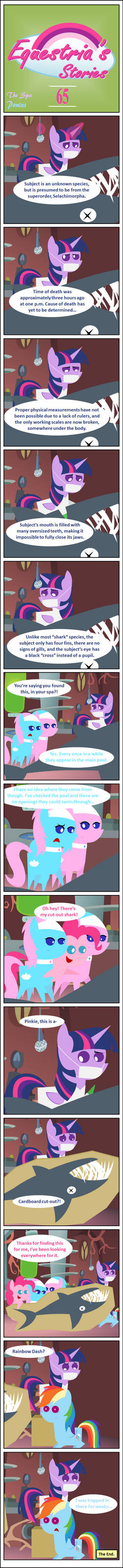 Equestria's Stories - 65 (The Spa Ponies)