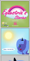 Equestria's Stories - 66 (Sunny and Woona)