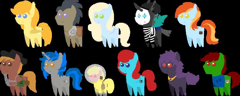 Pony Pack 62