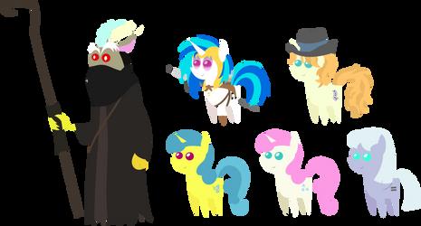 Pony Pack 63