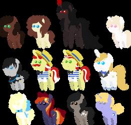 Pony Pack 64