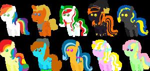 Pony Pack 65