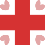 Nurse Red Heart Cutie Mark
