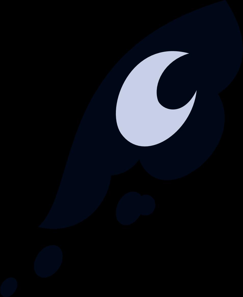 Luna's Cutie Mark By Zacatron94 On DeviantArt