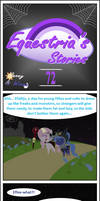 Equestria's Stories - 72 (Sunny and Woona) by Zacatron94