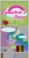 Equestria's Stories - 77 (Play Your Cards Right) by Zacatron94