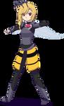 Gym Leader, Mirra [Commission]
