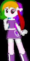 Shining Star - Equestria Girl [Commission]