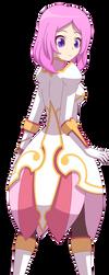 Estelle, as Estelle by Zacatron94