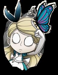 Wendy in Wonderland Portrait