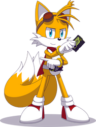 Zero One Tails [Commission]