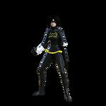 Black Bat New 52