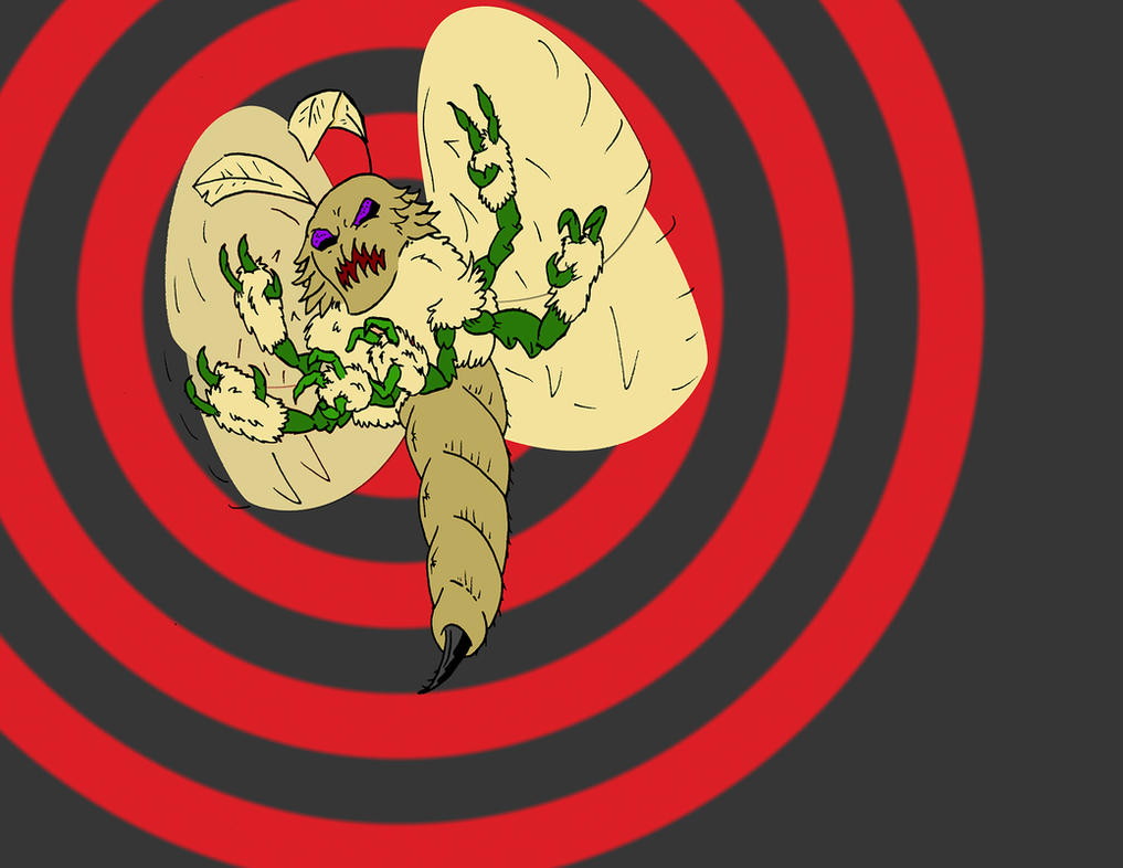 DocVorlon's Millennium Moth by PlummyPress